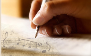 music-writing